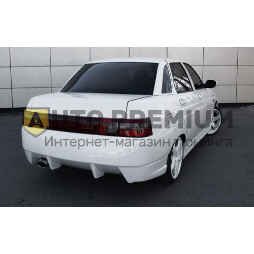 Задний бампер RS на ВАЗ-2110